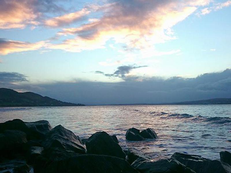 The Stone Art Gallery: Lisfannon Beach